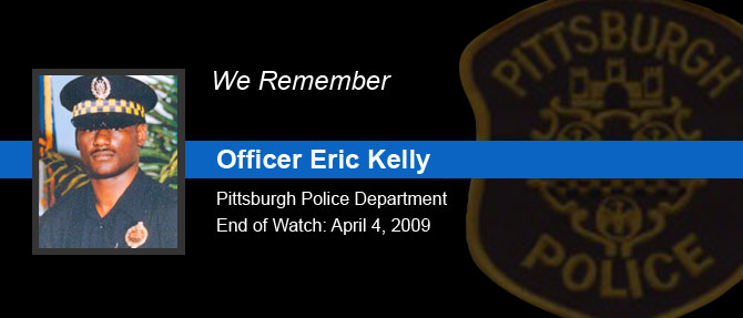 Officer Eric Kelly