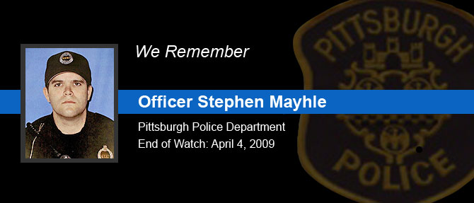 Officer Stephen Mayhle